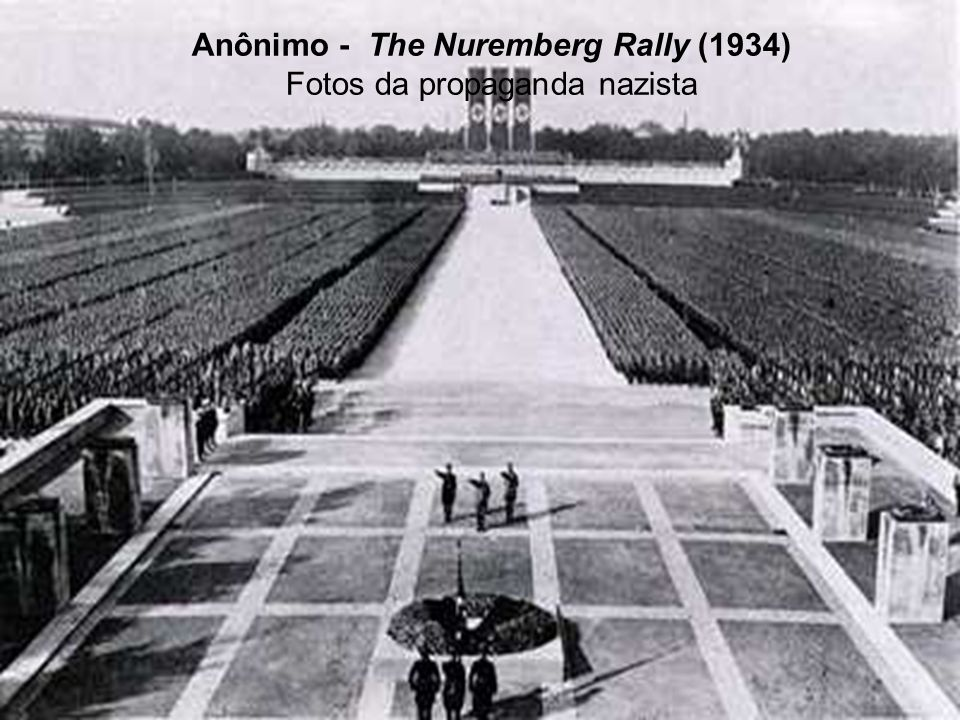 Anônimo - The Nuremberg Rally (1934)