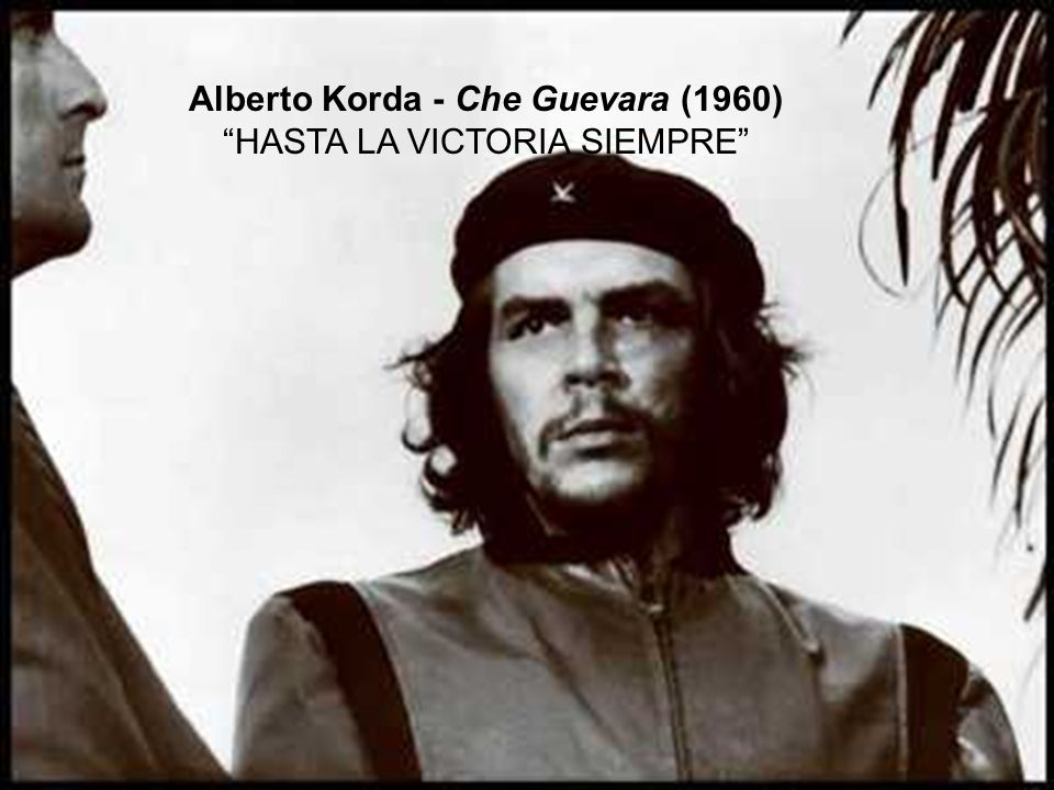 Alberto Korda - Che Guevara (1960)