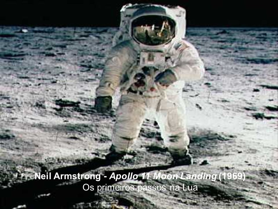 Neil Armstrong - Apollo 11 Moon Landing (1969)