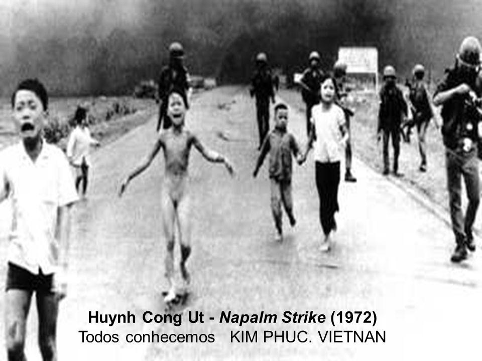 Huynh Cong Ut - Napalm Strike (1972)