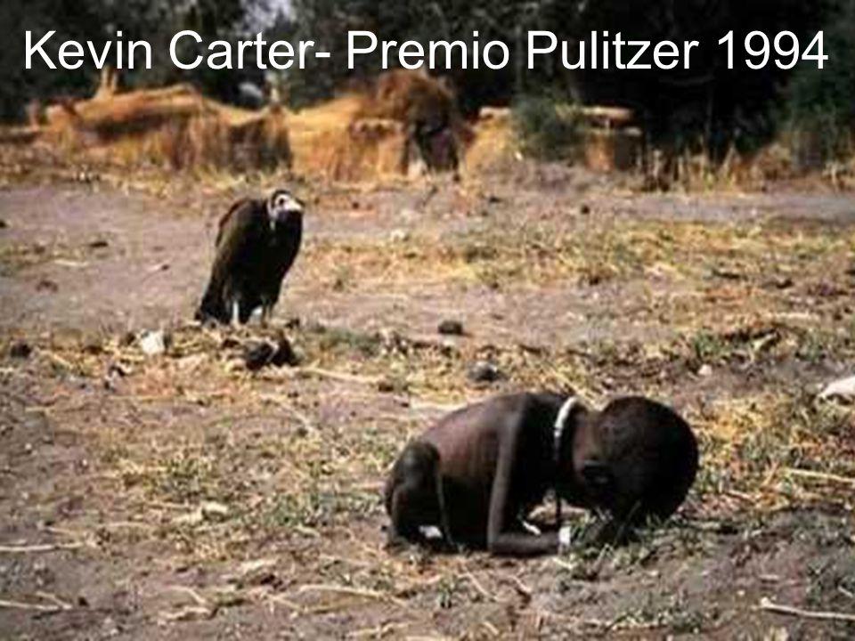 Kevin Carter- Premio Pulitzer 1994