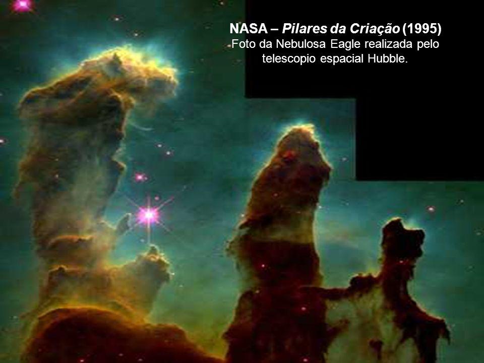 NASA – Pilares da Criação (1995)