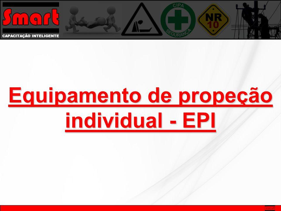 Equipamento de propeção individual - EPI