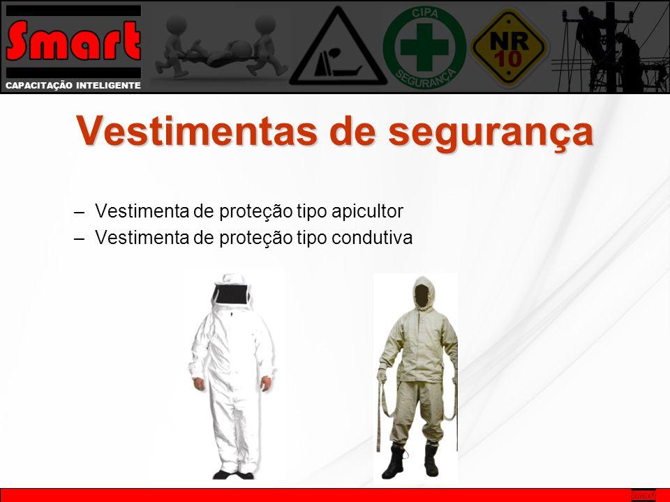 Vestimentas de segurança