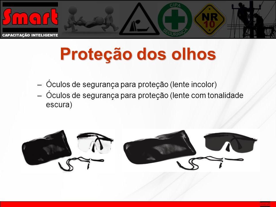 Proteção dos olhos Óculos de segurança para proteção (lente incolor)