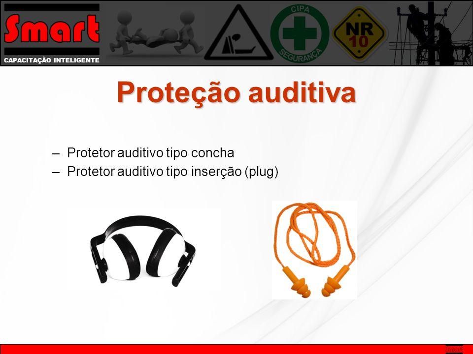 Proteção auditiva Protetor auditivo tipo concha