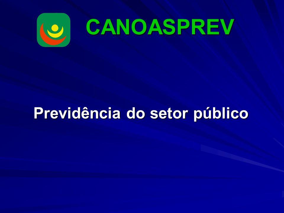 Previdência do setor público