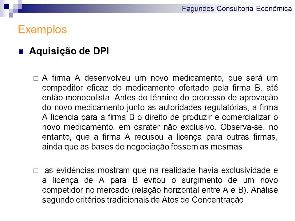 Exemplos Aquisição de DPI