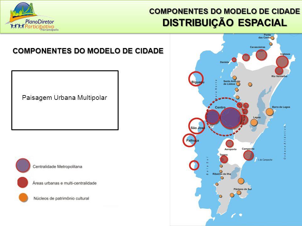 Paisagem Urbana Multipolar