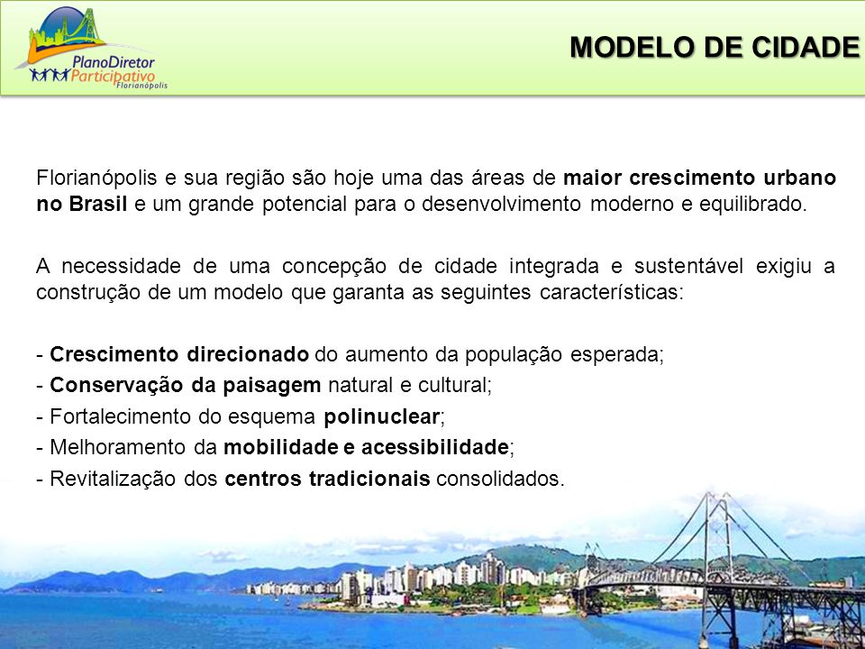 MODELO DE CIDADE