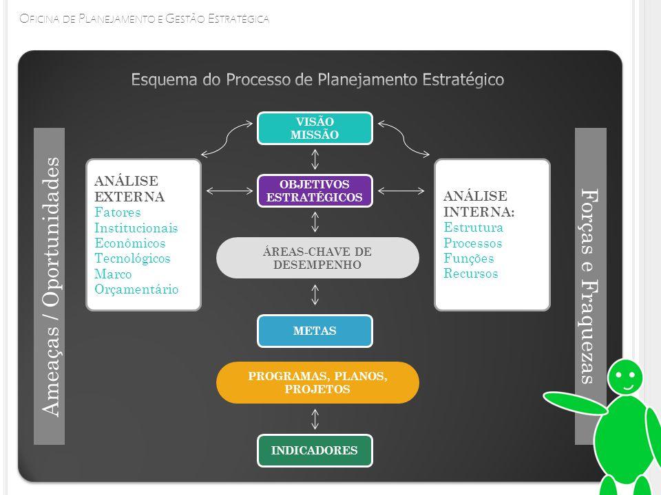 ÁREAS-CHAVE DE DESEMPENHO
