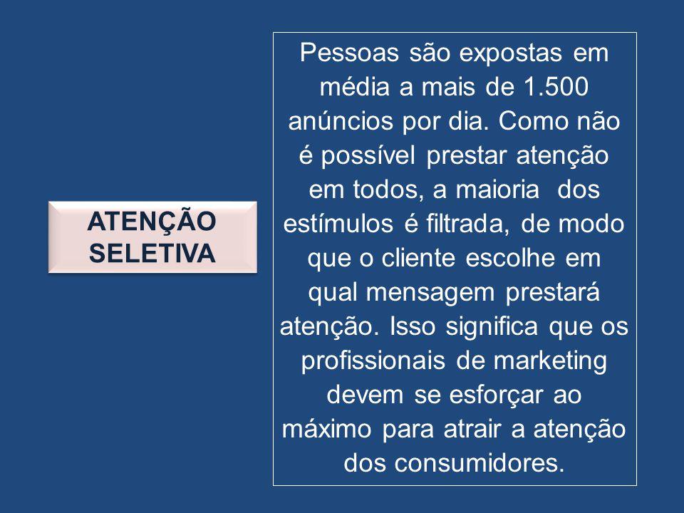 Pessoas são expostas em média a mais de 1. 500 anúncios por dia