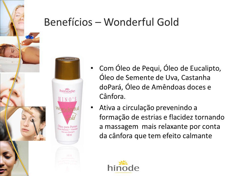 Benefícios – Wonderful Gold