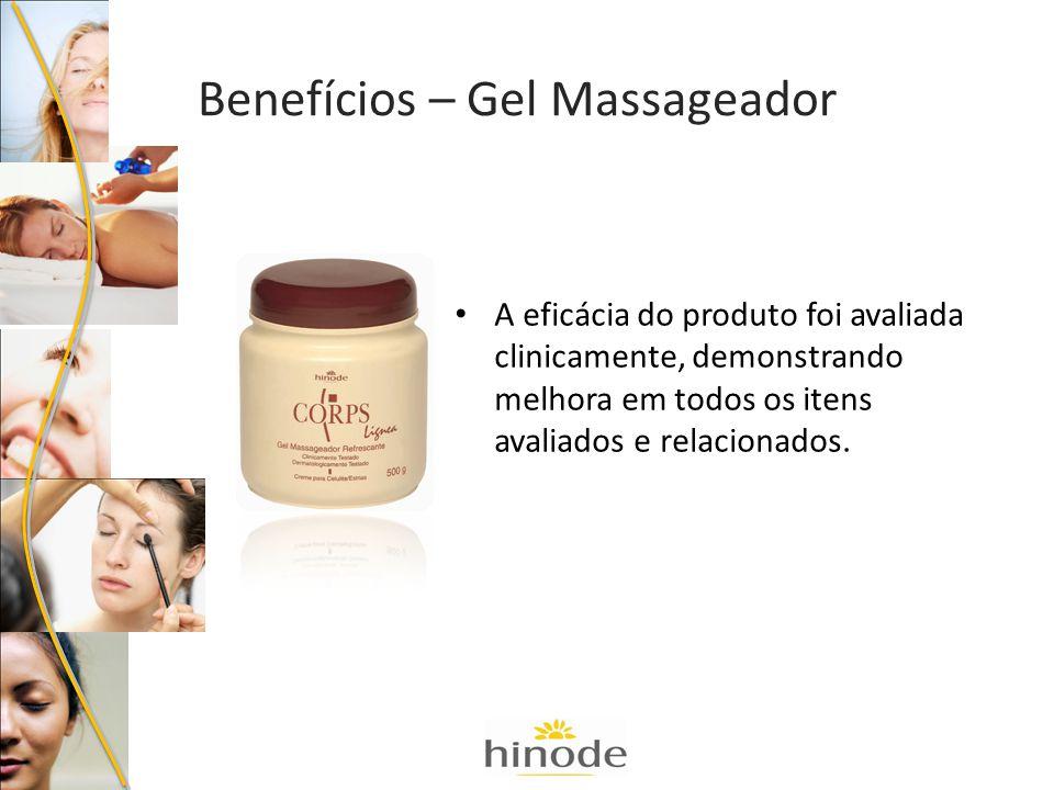 Benefícios – Gel Massageador
