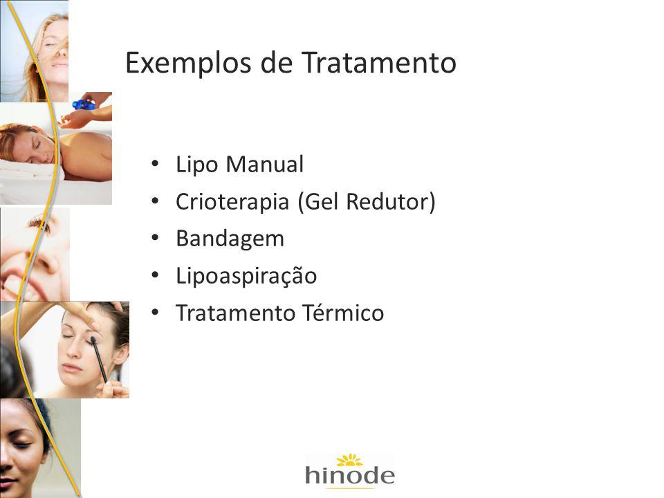 Exemplos de Tratamento