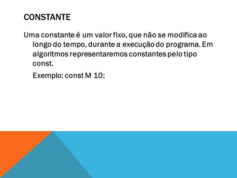 Constante