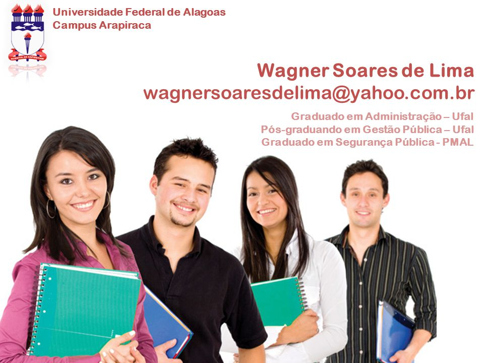 Wagner Soares de Lima wagnersoaresdelima@yahoo.com.br