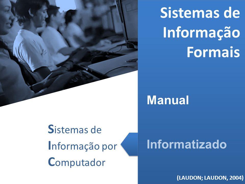 Sistemas de Informação Formais