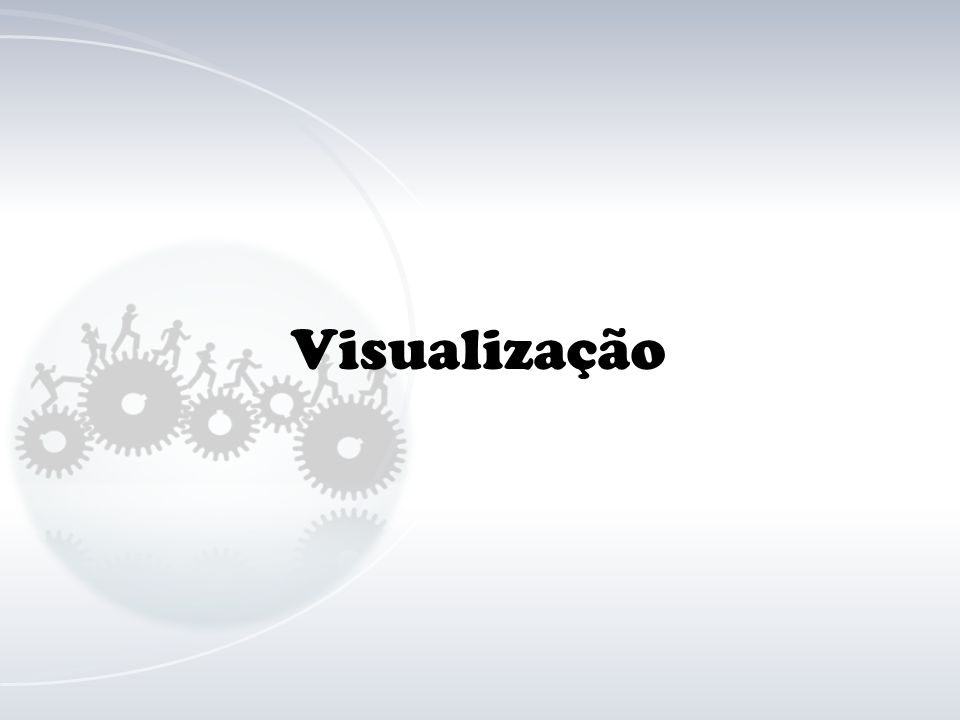 Visualização Half Circle (Advanced)