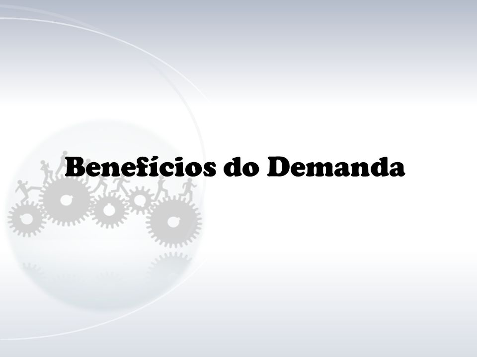 Benefícios do Demanda Half Circle (Advanced)