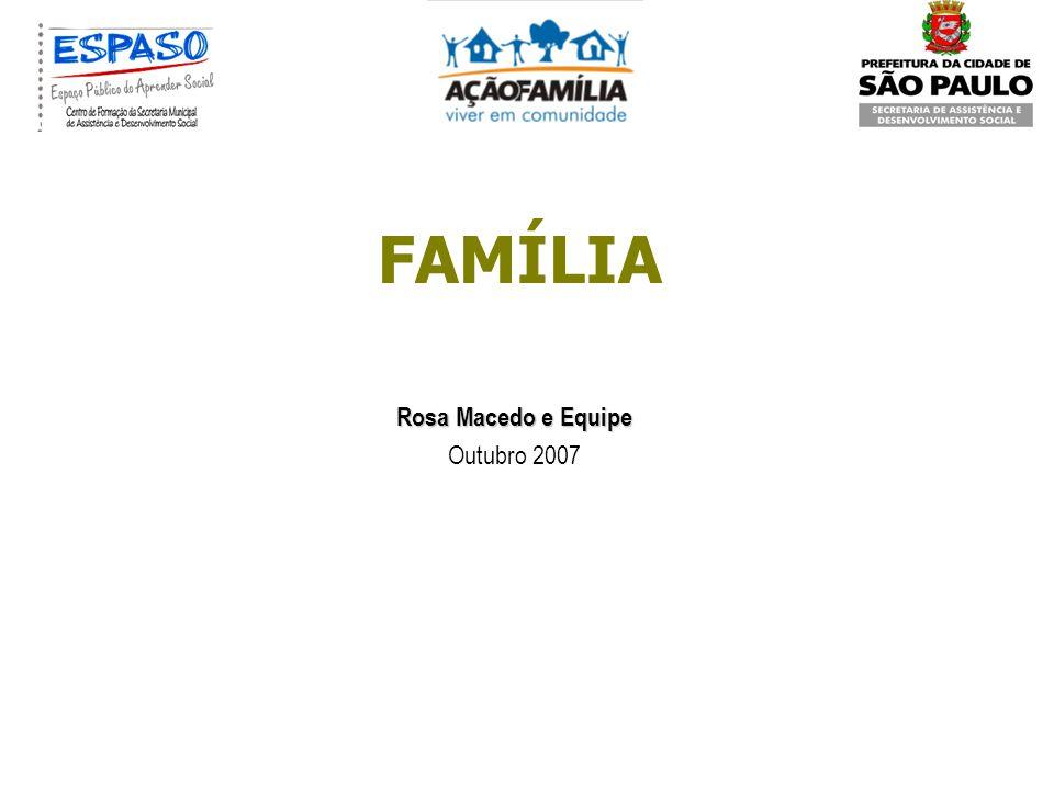 Rosa Macedo e Equipe Outubro 2007