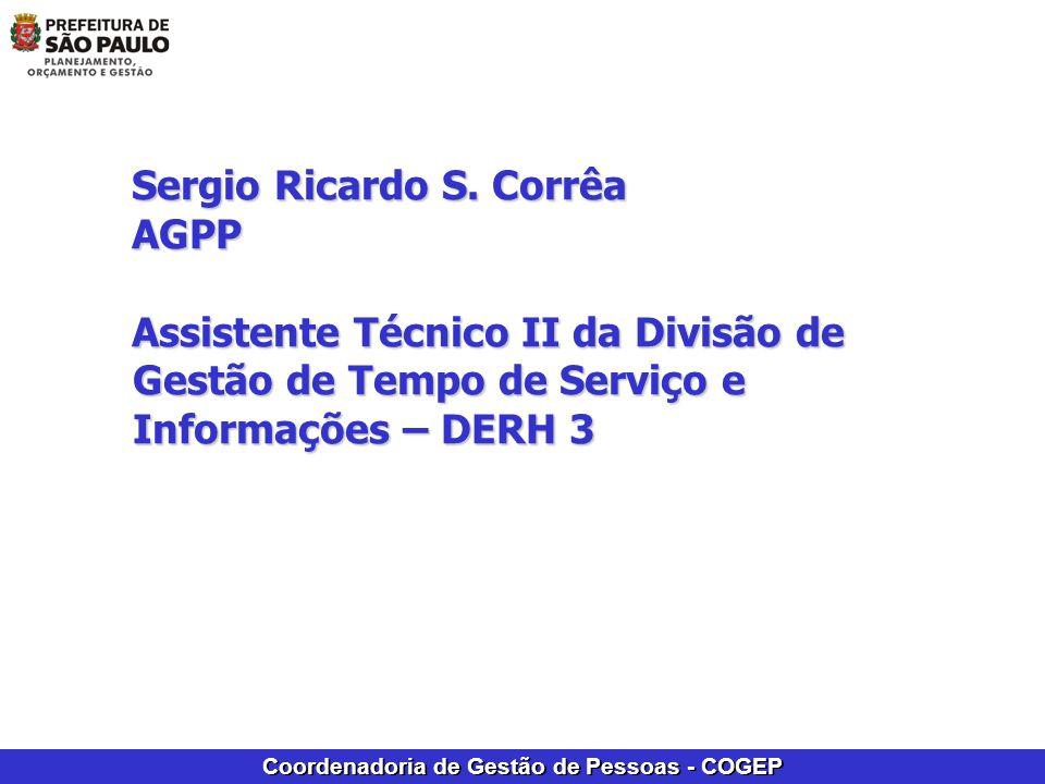 Sergio Ricardo S. Corrêa