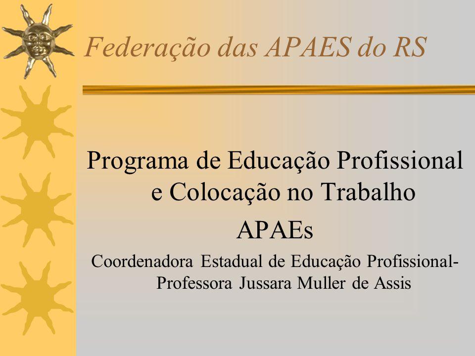 Federação das APAES do RS