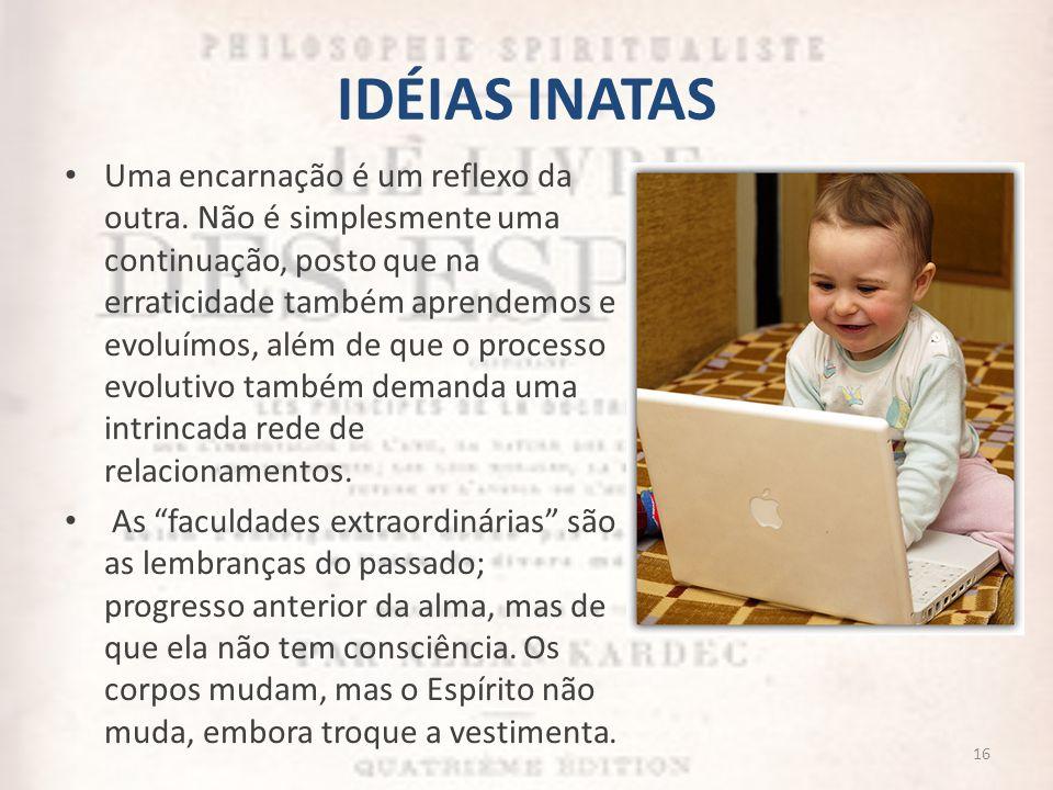 IDÉIAS INATAS