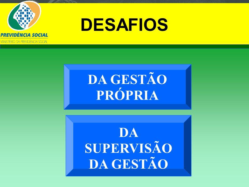DESAFIOS DA GESTÃO PRÓPRIA DA SUPERVISÃO DA GESTÃO ORIENTAÇÃO