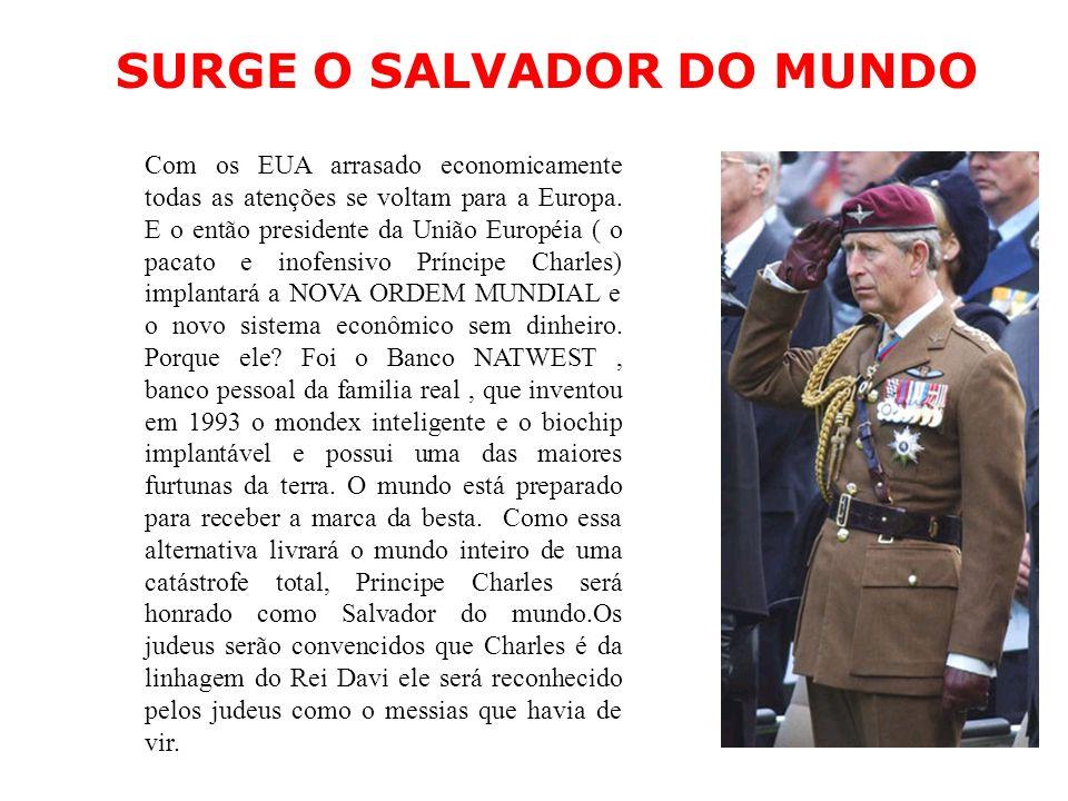 SURGE O SALVADOR DO MUNDO
