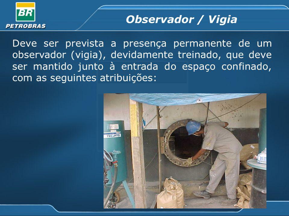 Observador / Vigia