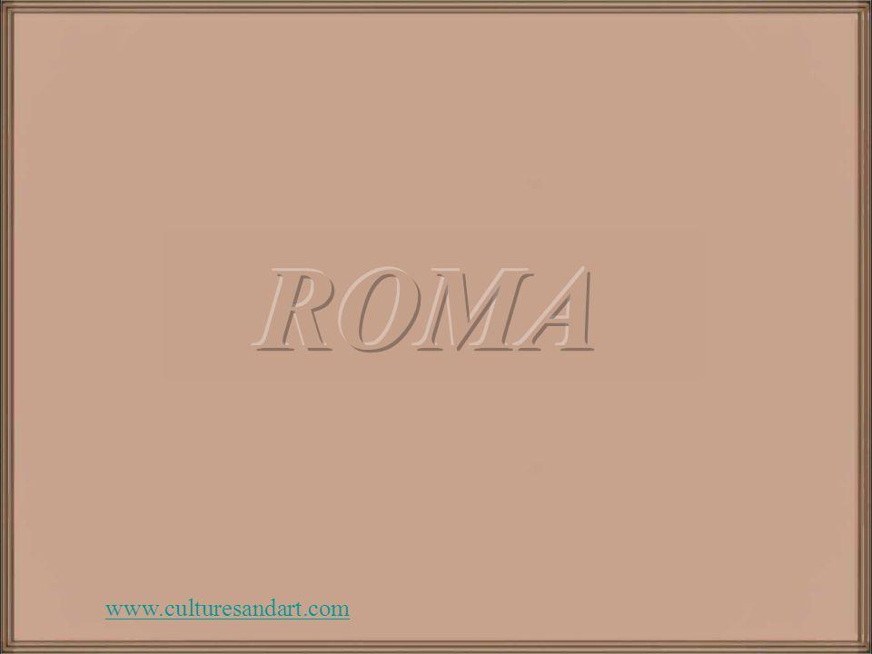 ROMA www.culturesandart.com