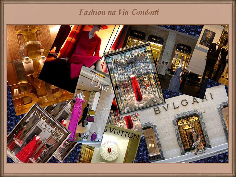 Fashion na Via Condotti