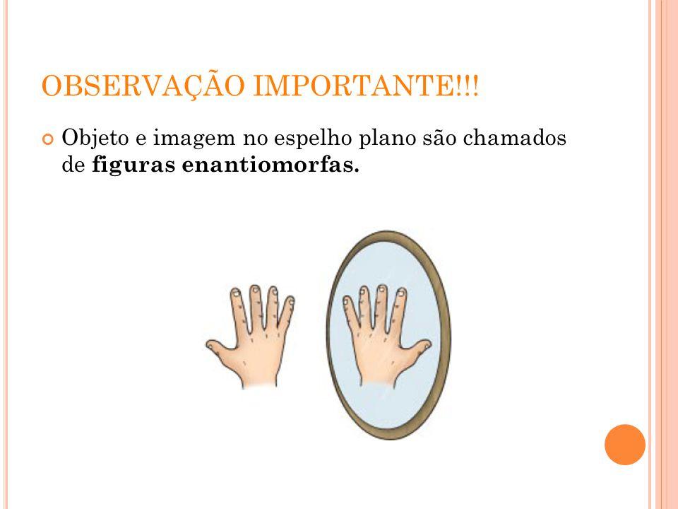 OBSERVAÇÃO IMPORTANTE!!!