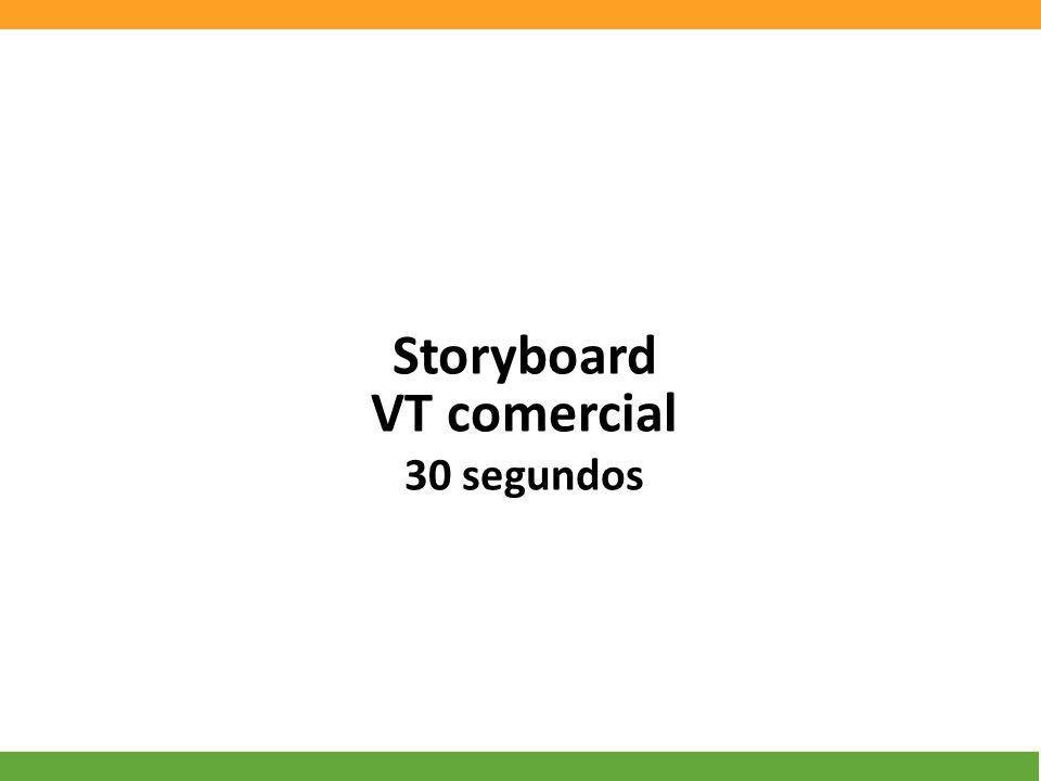 Storyboard VT comercial