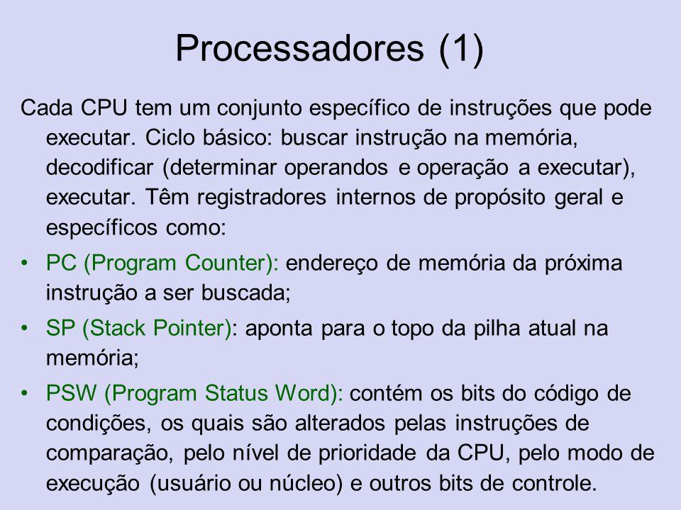 Processadores (1)