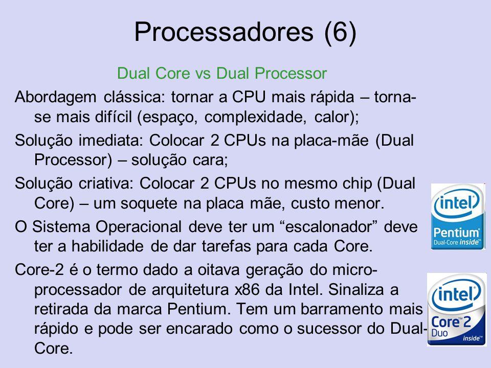 Dual Core vs Dual Processor