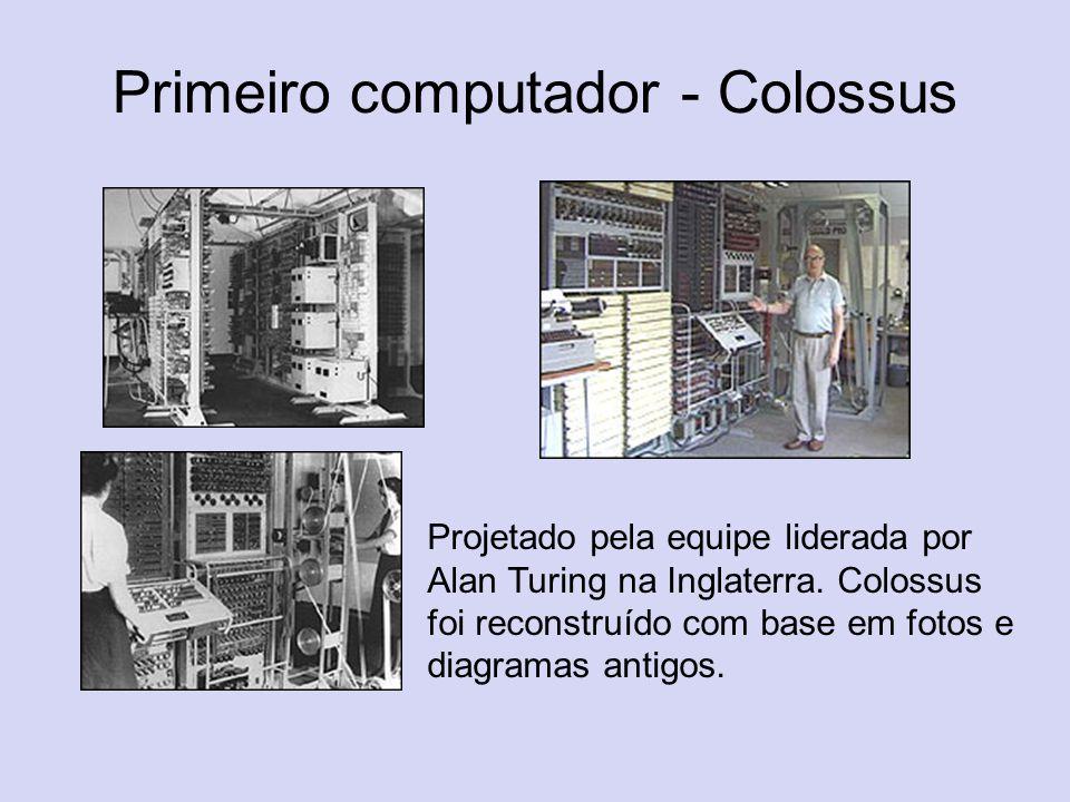 Primeiro computador - Colossus