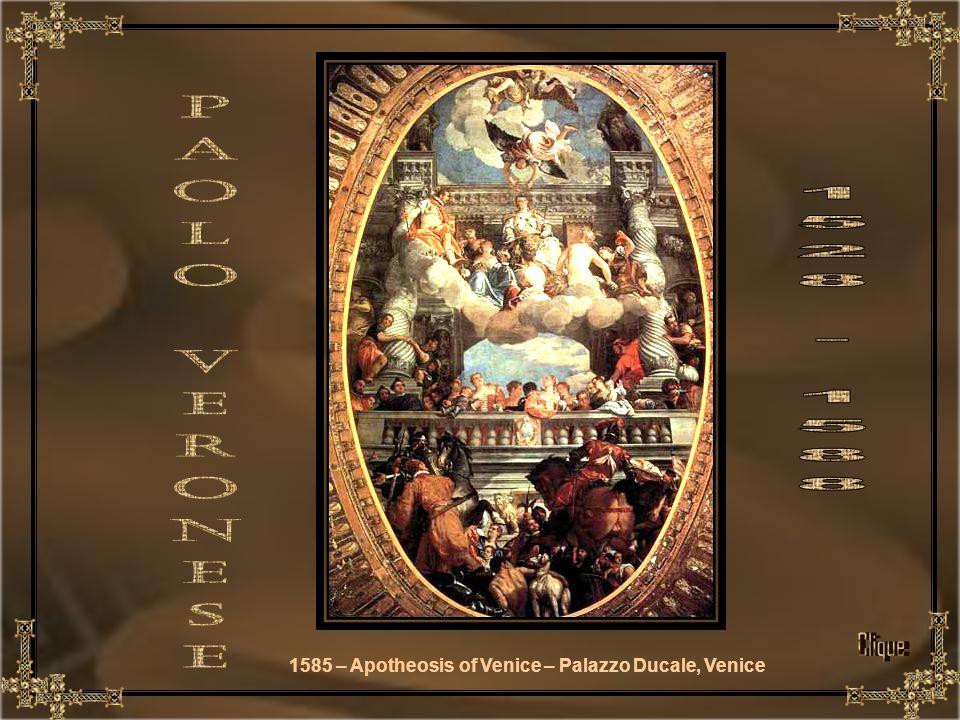 PAOLO VERONESE 1528 - 1588 Clique