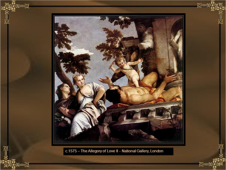 c.1575 – The Allegory of Love II - National Gallery, London
