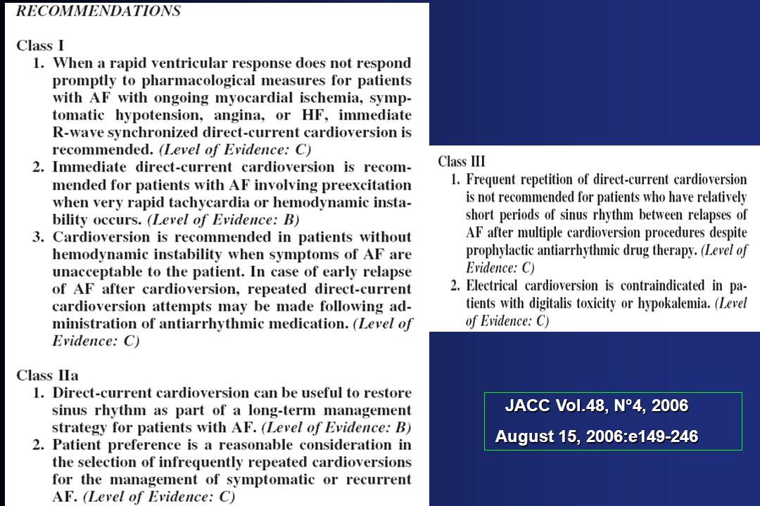 JACC Vol.48, N°4, 2006 August 15, 2006:e149-246