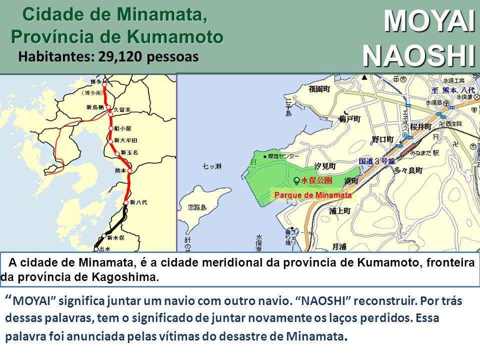 MOYAI NAOSHI Cidade de Minamata, Província de Kumamoto