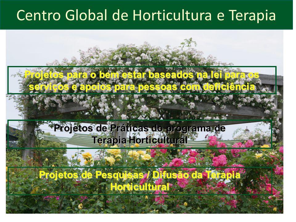 Centro Global de Horticultura e Terapia
