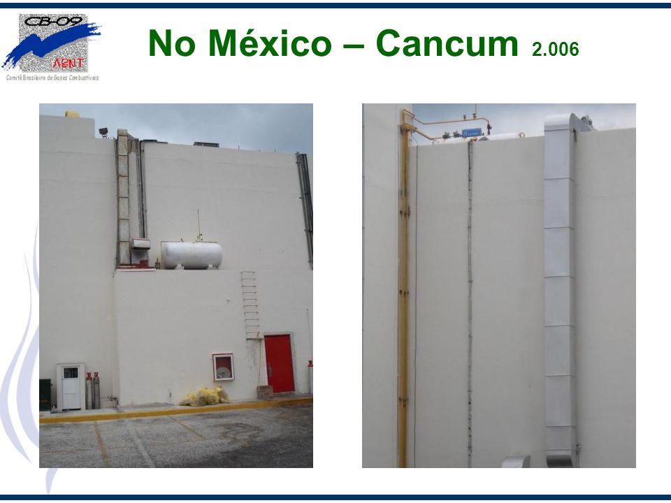 No México – Cancum 2.006