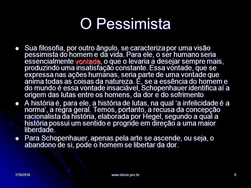 O Pessimista