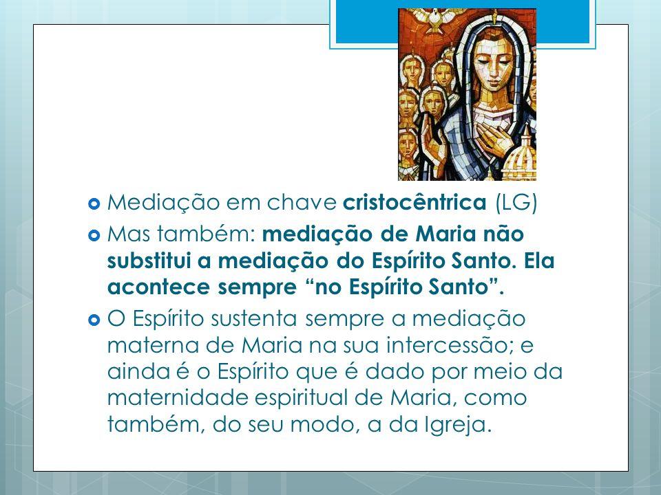 Mediação em chave cristocêntrica (LG)