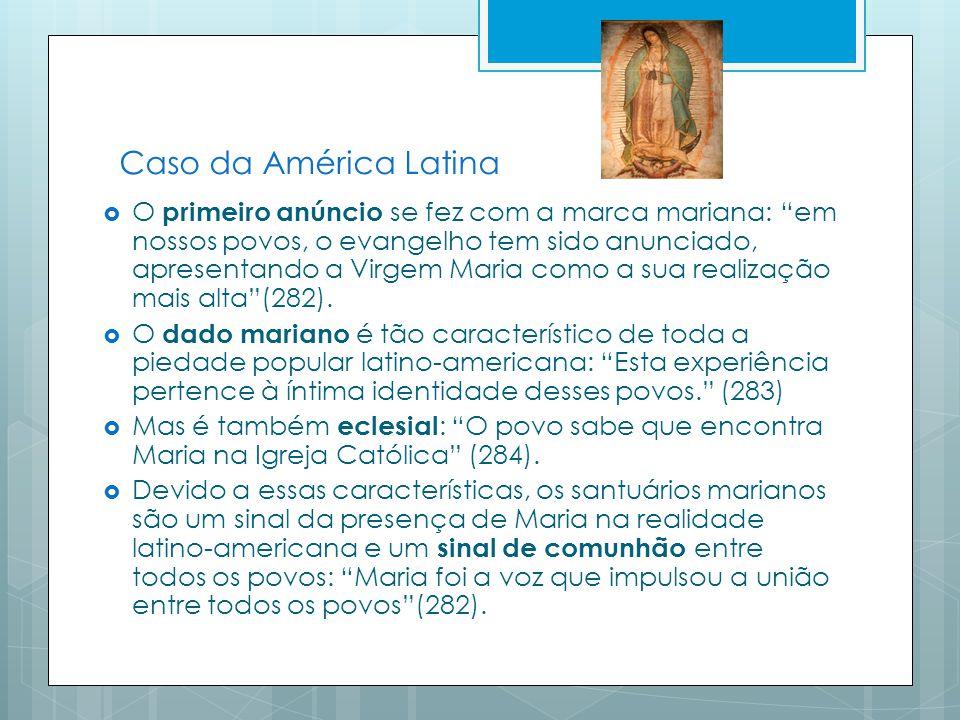 Caso da América Latina