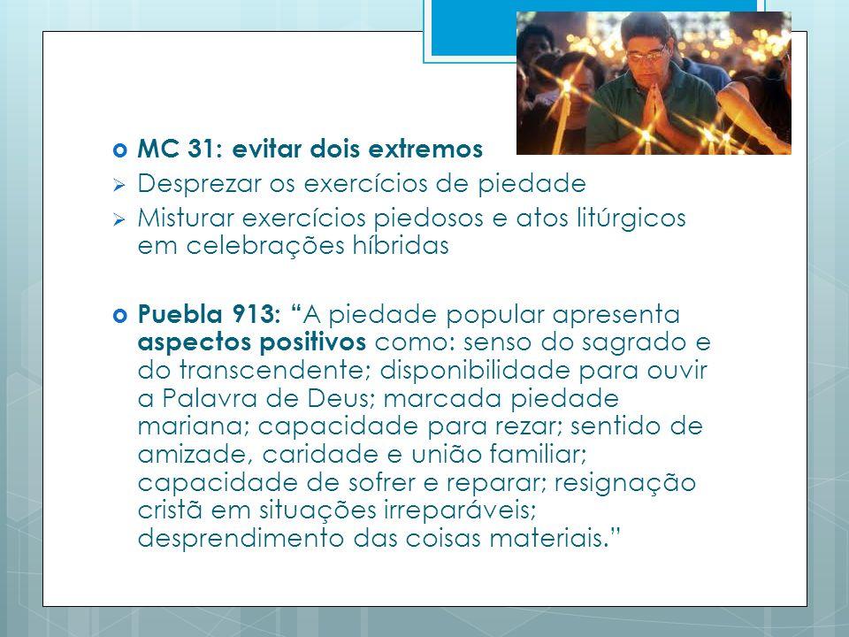 MC 31: evitar dois extremos