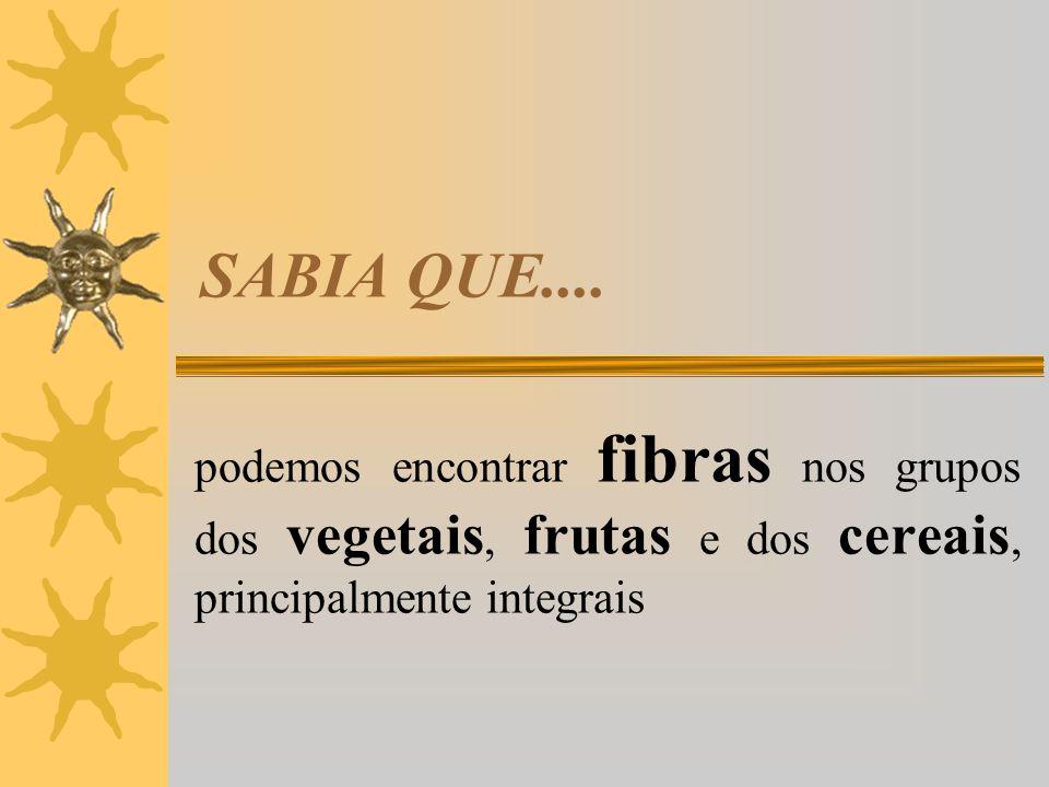 SABIA QUE....