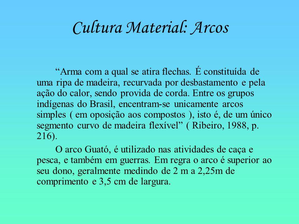 Cultura Material: Arcos